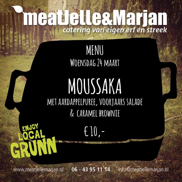 Meat Jelle & Marjan, Lageland, Groningen