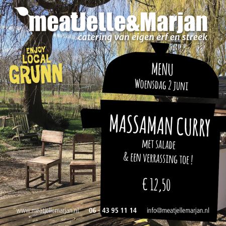 MeatJelleMarjan. Lageland, catering, afhaalmaaltijden, Groningen, studio Hille