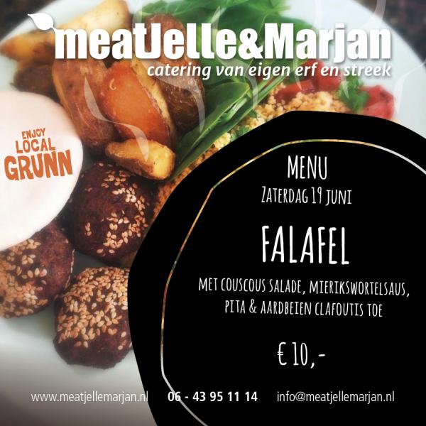 MeatJelleMarjan, afhaalmaaltijden, Lageland, Groningen, studio Hille