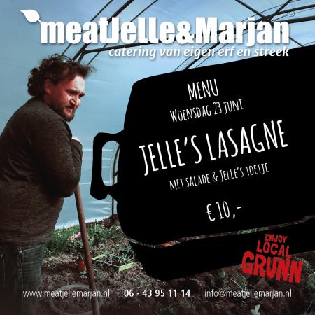 Meat Jelle Marjan Afhaalmaaltijden Lageland Groningen studioHille
