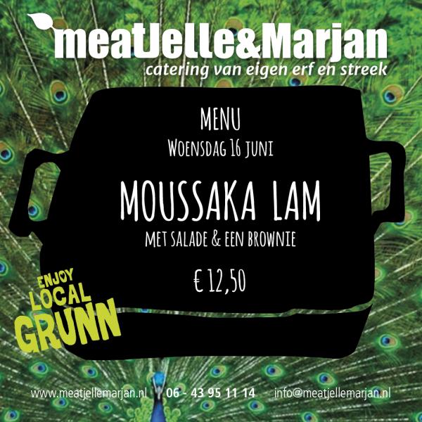 Meat Jelle & Marjan, afhaalmaaltijden, Lageland, Groningen, studioHille