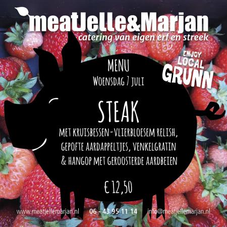 Meat Jelle en Marjan, Lageland, catering, Groningen, studioHille