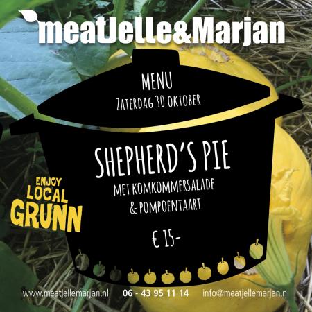 Meat Jelle & Marjan, catering, Lageland, Groningen, studiohille